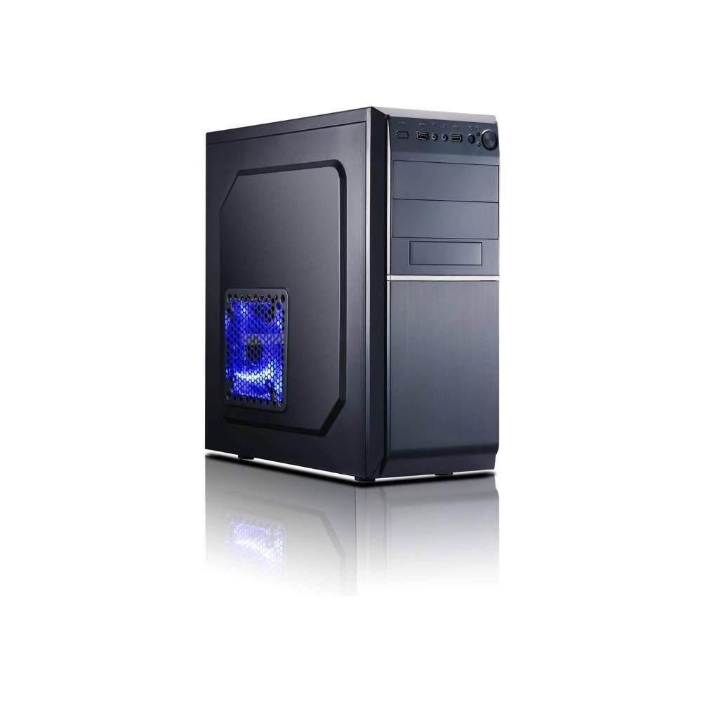 X-FIVE Element A5 ATX Casing - silver Malaysia