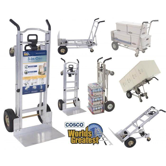 3 IN 1 TROLLEY TRUCK CART Convertible