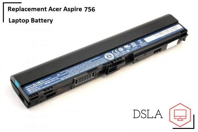 Replacement Acer Aspire One 756-877B Laptop Battery Malaysia