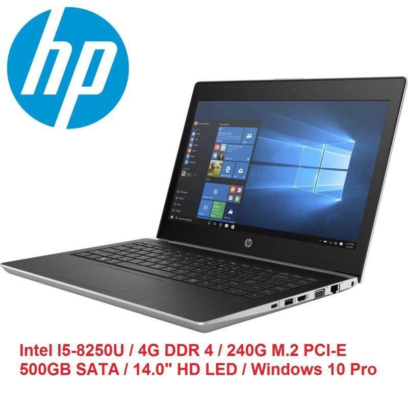 HP Probook 440 G5 Commercial Notebook ( 2UY96PA ) I5-8250U / 4G DDR 4 / 240G M.2 PCI-E / 500G SATA / 14.0 / Win 10 Pro Malaysia
