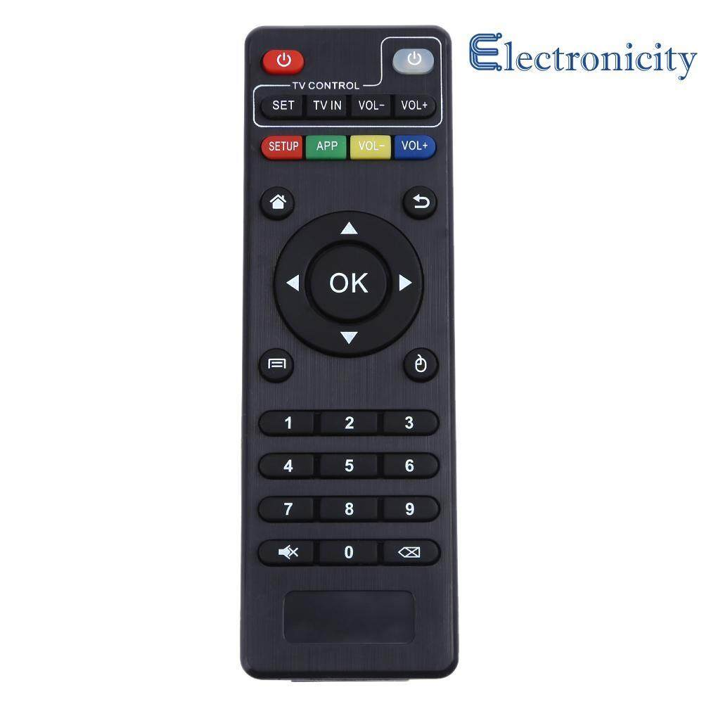 Remote Controllers For The Best Prices In Malaysia Ir Appliance Switch Circuit Using Any Infra Red Control Infrared Tv Replacement Mxq Pro 4k M8s Black