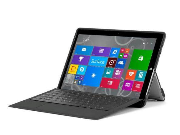 "(REFURBISHED) Microsoft Surface Pro 3 i5-4300u 1.90GHz 4G 128G 12"" FHD W8P Malaysia"