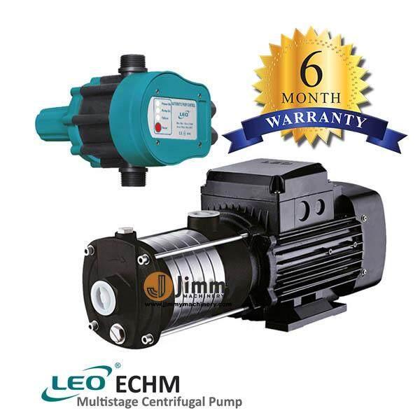 LEO ECHM2-30E MULTISTAGE CENTRIFUGAL PUMP CW AUTOMATIC PRESSURE CONTROL