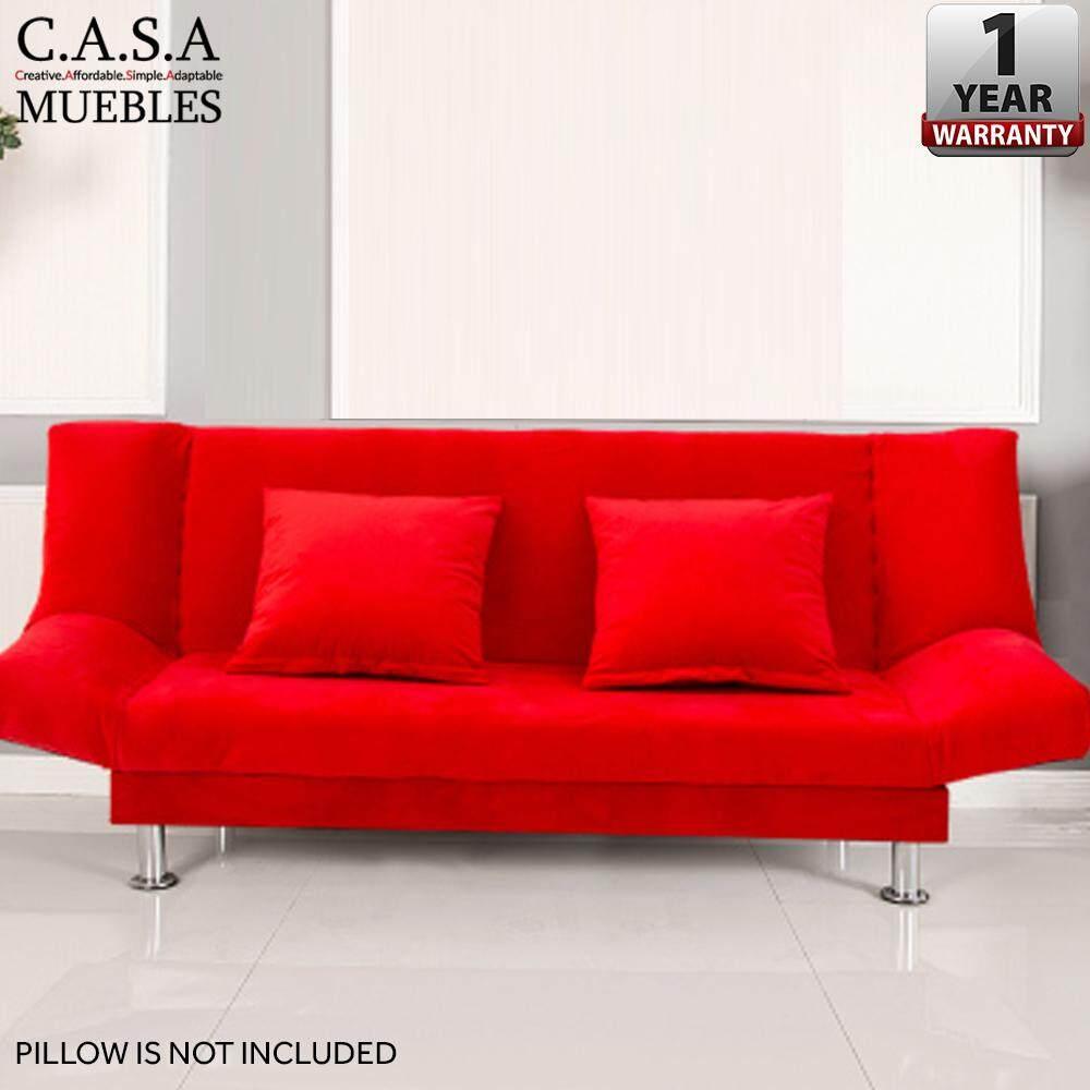 F Iris 2 Seater Living Room In 1 Foldable Designer Sofa Bed