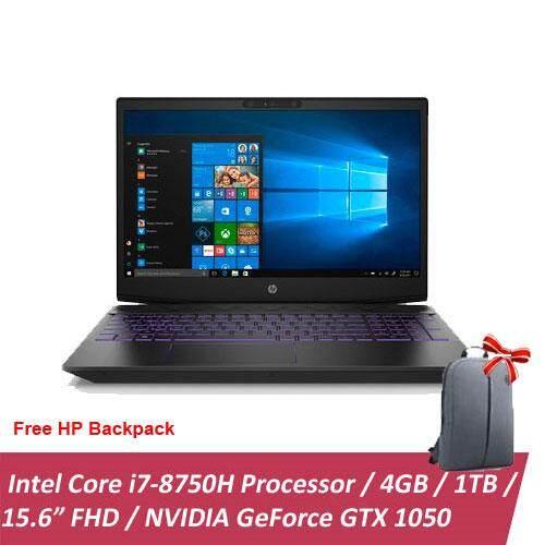 HP Pavilion Gaming 15-cx0183TX 15.6 FHD Gaming Laptop (i7-8750H, 1TB, 4GB, NVIDIA GTX1050 4GB, W10) - Ultra Violet Malaysia