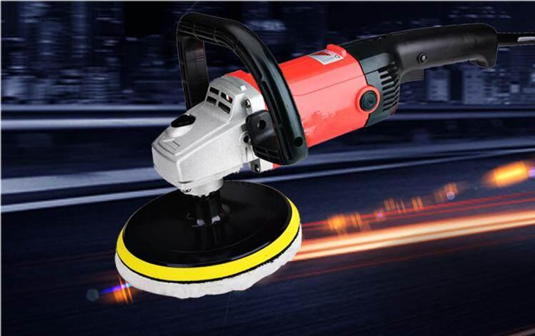 millionhardware - 180mm Car Polisher Polishing Waxing Machine Variable Speed