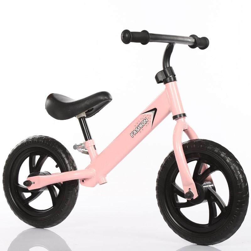 Cub Kids Balance Bike No Pedal Bicycle Boys Girls Running Training