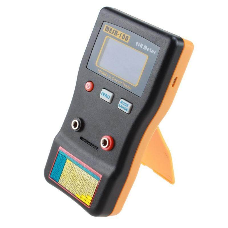 MESR100 V2 AutoRanging In Circuit ESR Capacitor Meter Tester (Up to 0.001 to 100R)