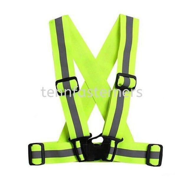 Reflective Adjustable Safety Vest