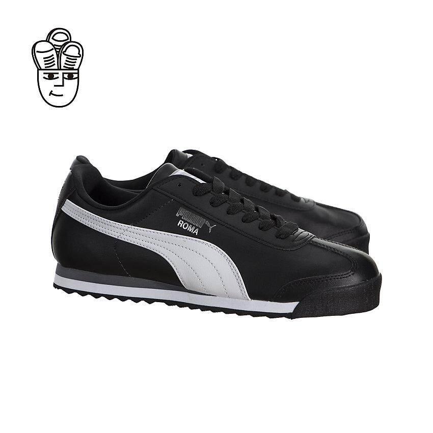 super popular cddc6 177bc Puma Roma Basic Retro Shoes Men 35357211