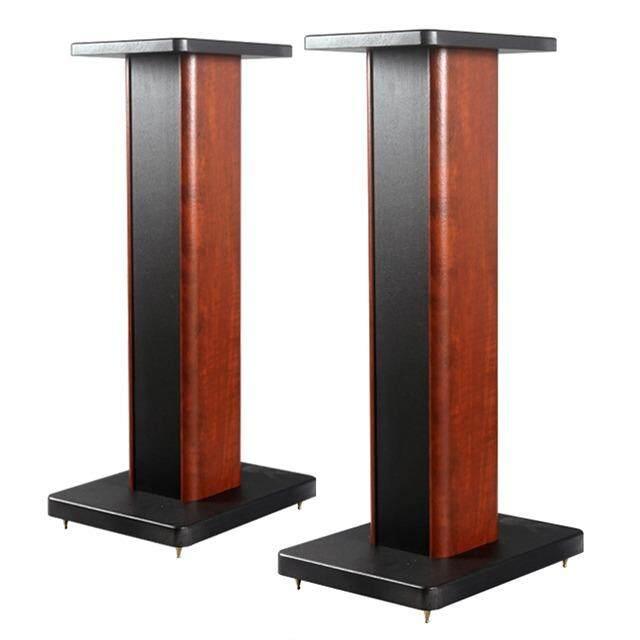 DMSEINC High End Hifi Bookshelf Speaker Wooden Wood Stand 60cm