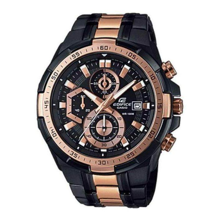 [Advanced Quality] CASIO / Edifice / Men Casual Watch / Chronograph / All Function