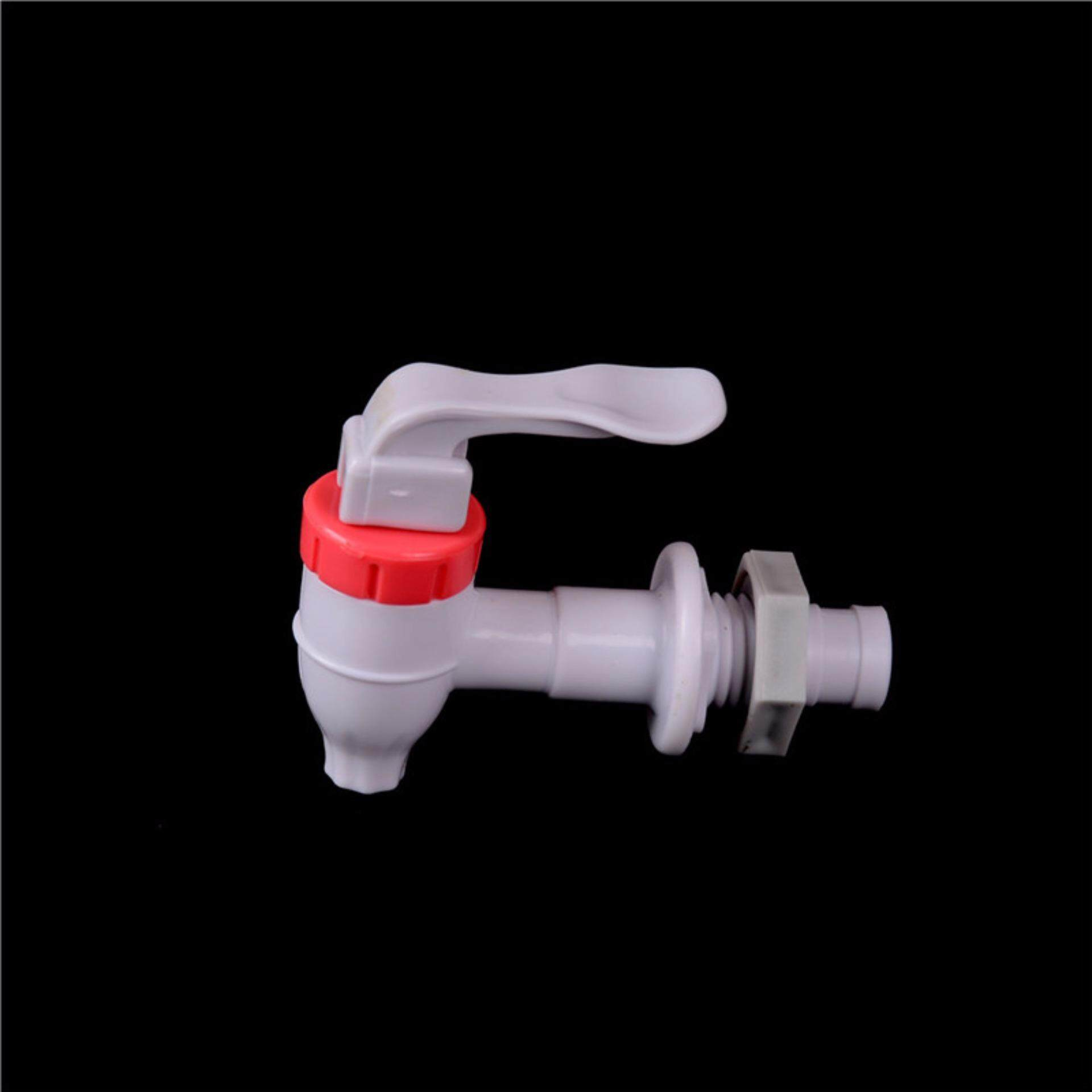 New Universal Push Type Replacement Water Dispenser Plastic Tap Faucet red