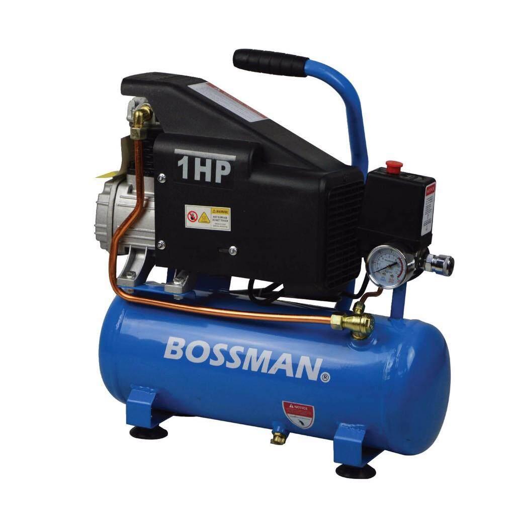 Bossman 9 Liter Tank / 1Hp Air Compressor  ~BGJ1009L