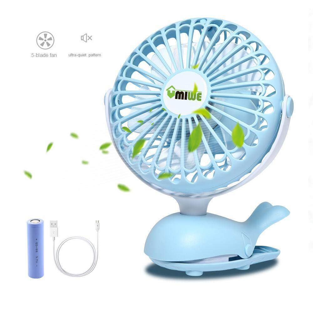 Oxoqo In Stock Small Portable Mini Usb Clip Fan On Stroller