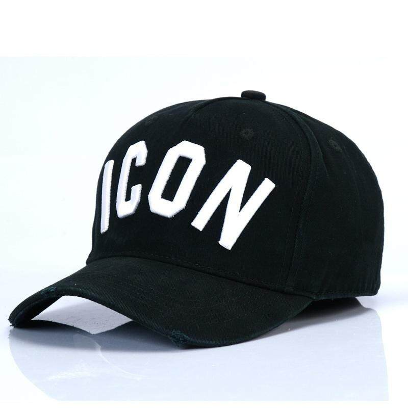 Brand NEW DSQ Cotton Sun Hat Solid Pattern Cap Letters Printed ICON  Baseball Cap DSQUARED Snapback 560c8581f1
