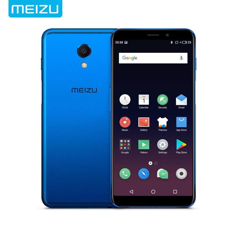 Global Firmware Meizu M6s mblu S6 4G LTE Mobile Phone Exynos Hexa Core 3GB  64GB 5 7inch HD screen 16 0MP Fingerprint Side Smartphone