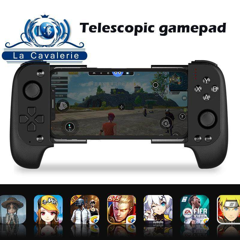 La Cavalerie Bluetooth Gamepad Game Pad Telescopic Multifunction Android By La Cavalerie.