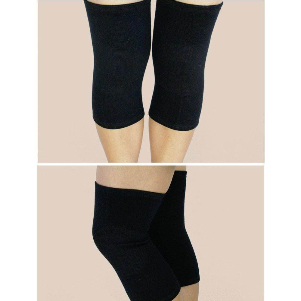Sports Training Warm Knee Protector Tendon Elastic Knee Brace Supports By Grubbstore.
