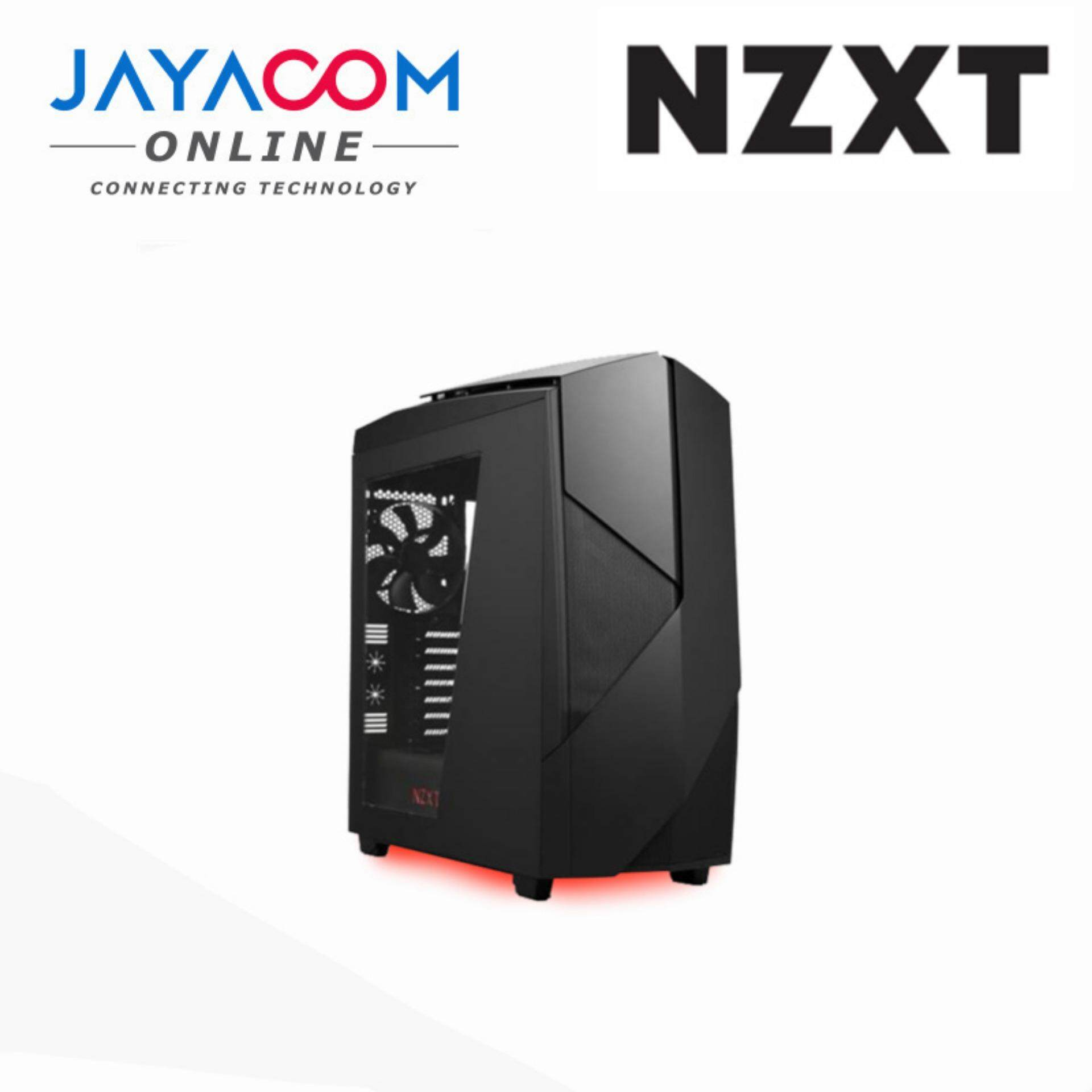 NZXT NOCTIS 450 ATX CASING BLACK Malaysia
