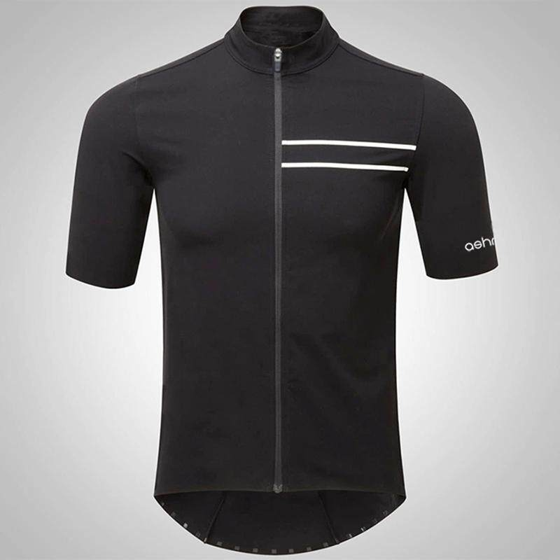 ASHMEI high quality Men's Breathable Tops Cycling Jersey Quick Dry Short Sleeve Riding Bike Clothes MTB