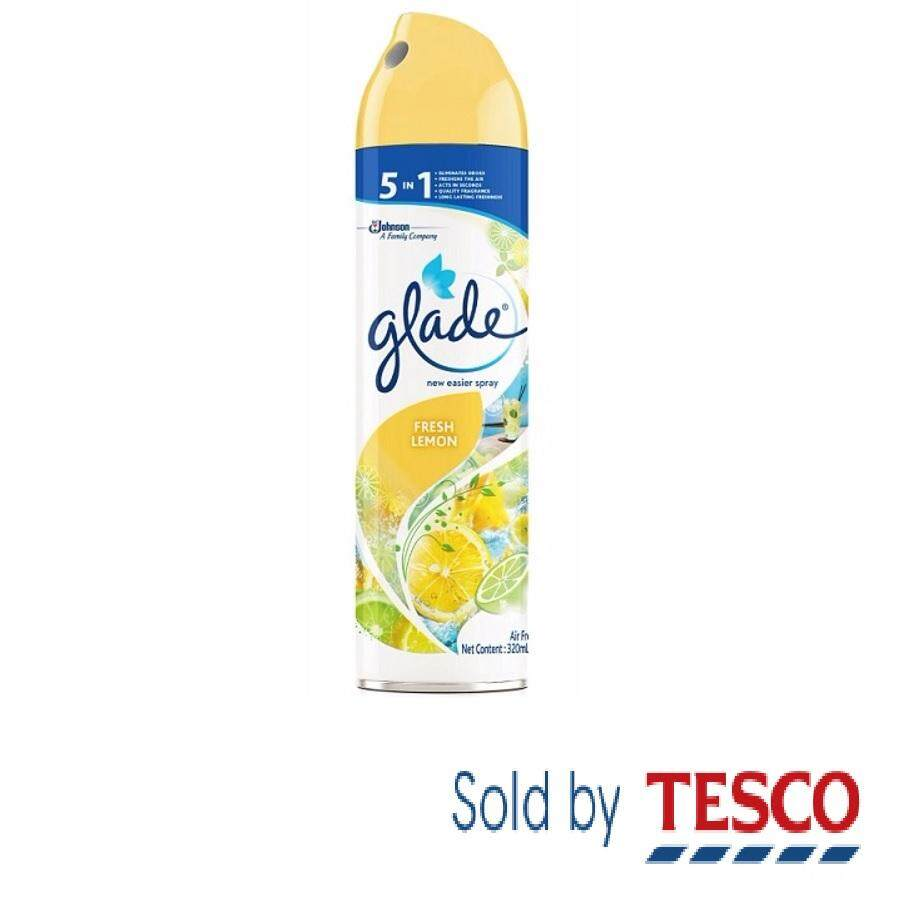 Glade Buy At Best Price In Malaysia Twin Pack Matic Spray Refill Ocean Escape Aerosol 320ml Fresh Lemon