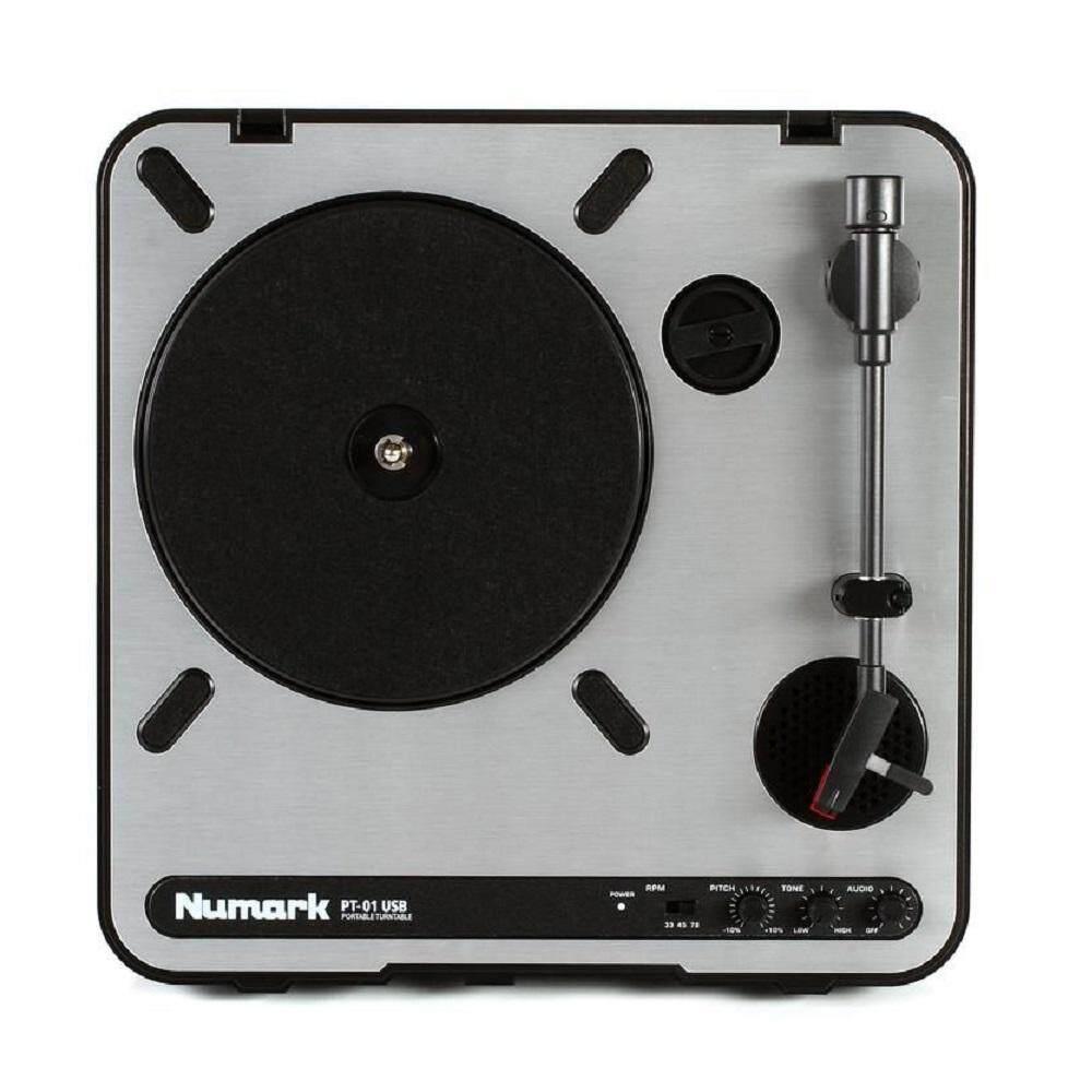 Numark Pt-01usb Portable Vinyl Archiving Turntable By Music Bliss Malaysia.
