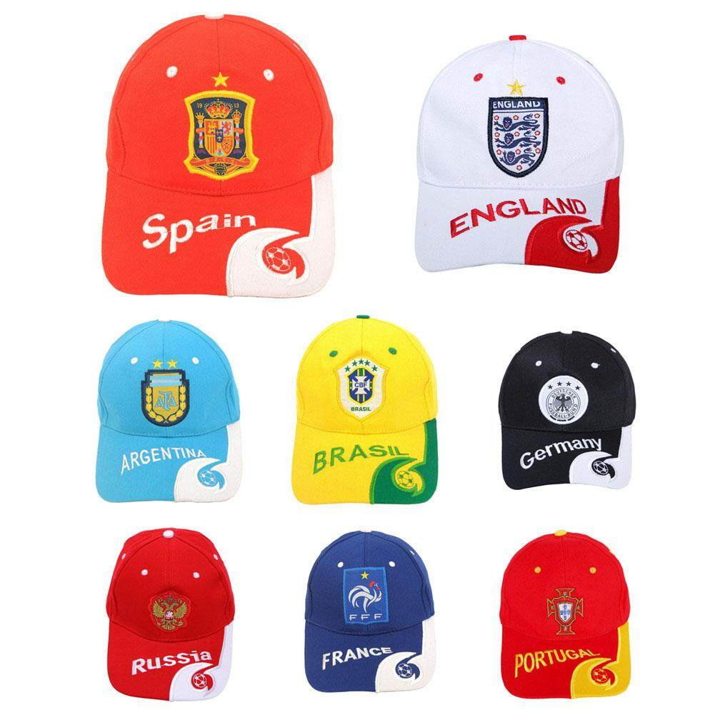 Yc 2018 Russia World Cup Theme Baseball Cap Chic Adjustable Hats Soccer Fan Souvenir By Ytch Fashion.