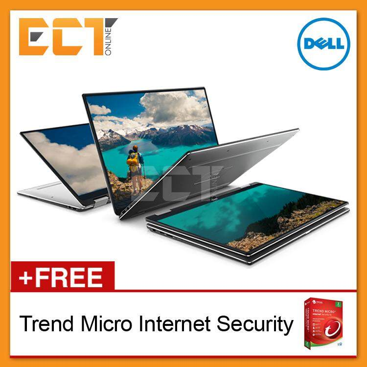 Dell XPS 13 (9365) 2 in 1 Ultrabook (i5-7Y57 3.30GHz,256GB SSD,8GB,13.3 QHDTouch,W10P) Malaysia