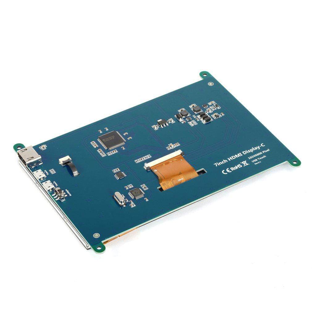 GOFT 7 Inch HDMI LCD Screen Module for Raspberry Display Ultra Clear For Raspberry Pie Malaysia