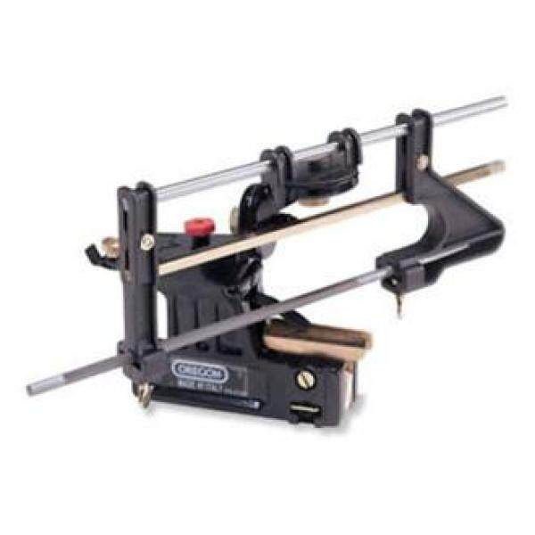 Oregon 557849 Professional Bar Mounted Chainsaw Chain Sharpener Filing Guide -