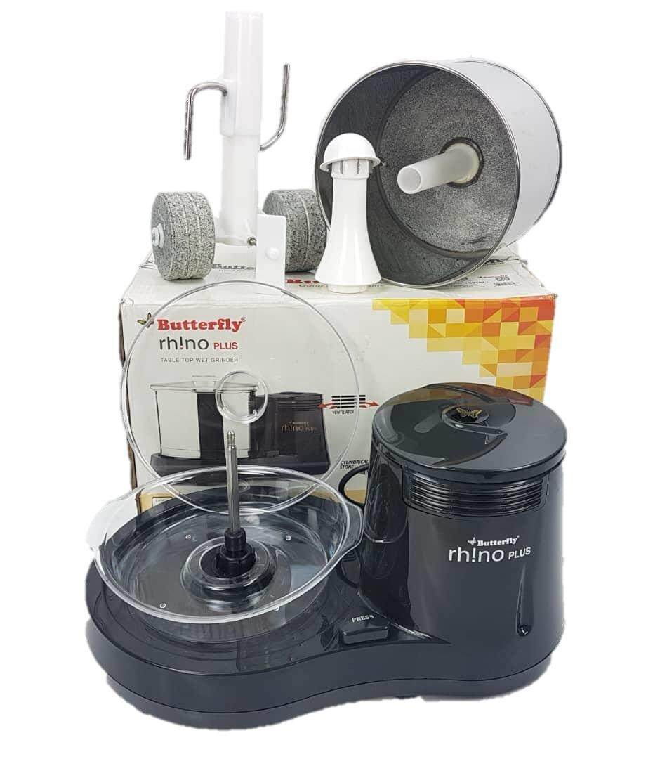 Butterfly Rhino Plus 2L Table Top Wet Grinder