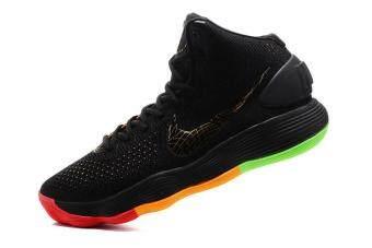 Diskaun! Size EUR 40 Black Neon Zoom KD 10 Basketball Shoes