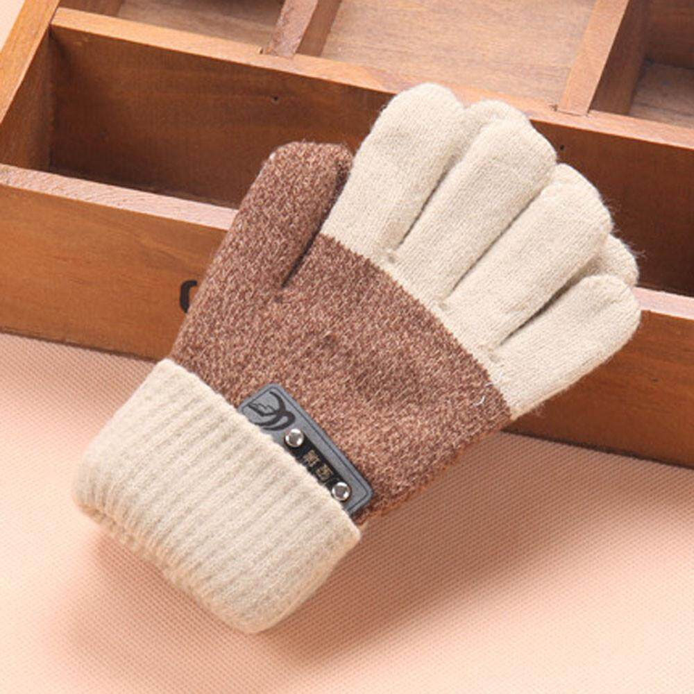 Cute Thicken Hot Infant Baby Girls Boys Of Winter Warm Gloves By Questre.