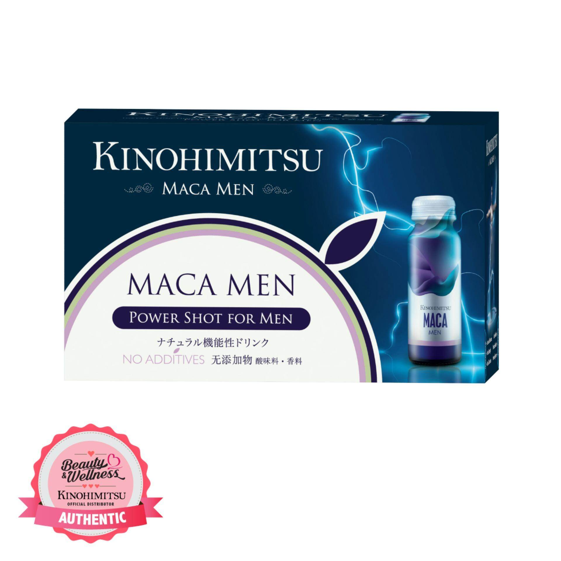 Kinohimitsu Health Beauty Products For The Best Price In Malaysia Jpan Drink Collagen 2500mg 6 Botol Macamen 10s