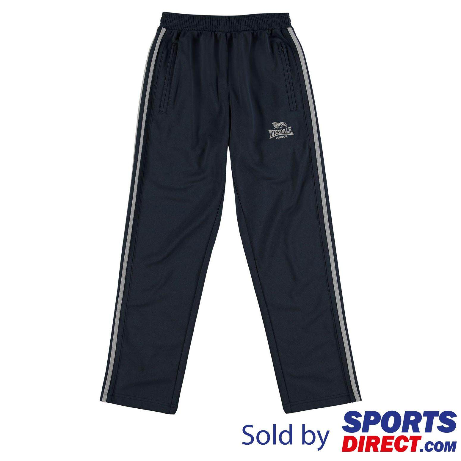Lonsdale Kids Boys Tracksuit Pants (navy/grey) By Sports Direct Mst Sdn Bhd.