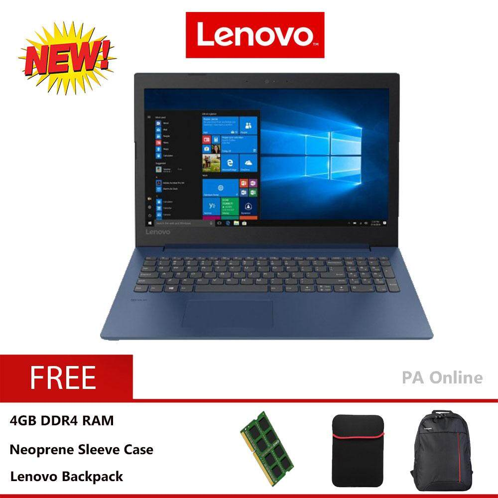 Lenovo Ideapad 330-15ICH 81FK0056MJ -8GB RAM -Intel Core i5-8300H /8GB /1TB/ 4GB NVD GTX1050 /15.6 Full HD /Win10 /2 Years Malaysia