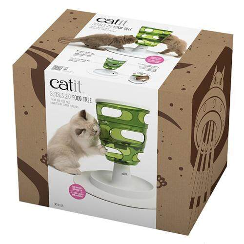 Hagen Catit Senses 2.0 Food Tree By Pets Value Mart.
