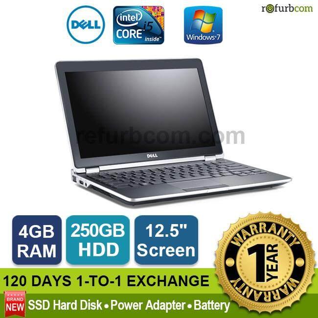 DELL LATITUDE E6220 / INTEL CORE I5 (250 SATA HDD) [refurbished] Malaysia