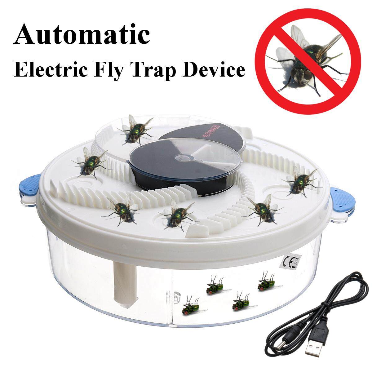 Buy Electric Automatic Flycatcher Fly Trap Killer Device Control Catcher  Mosquito Malaysia