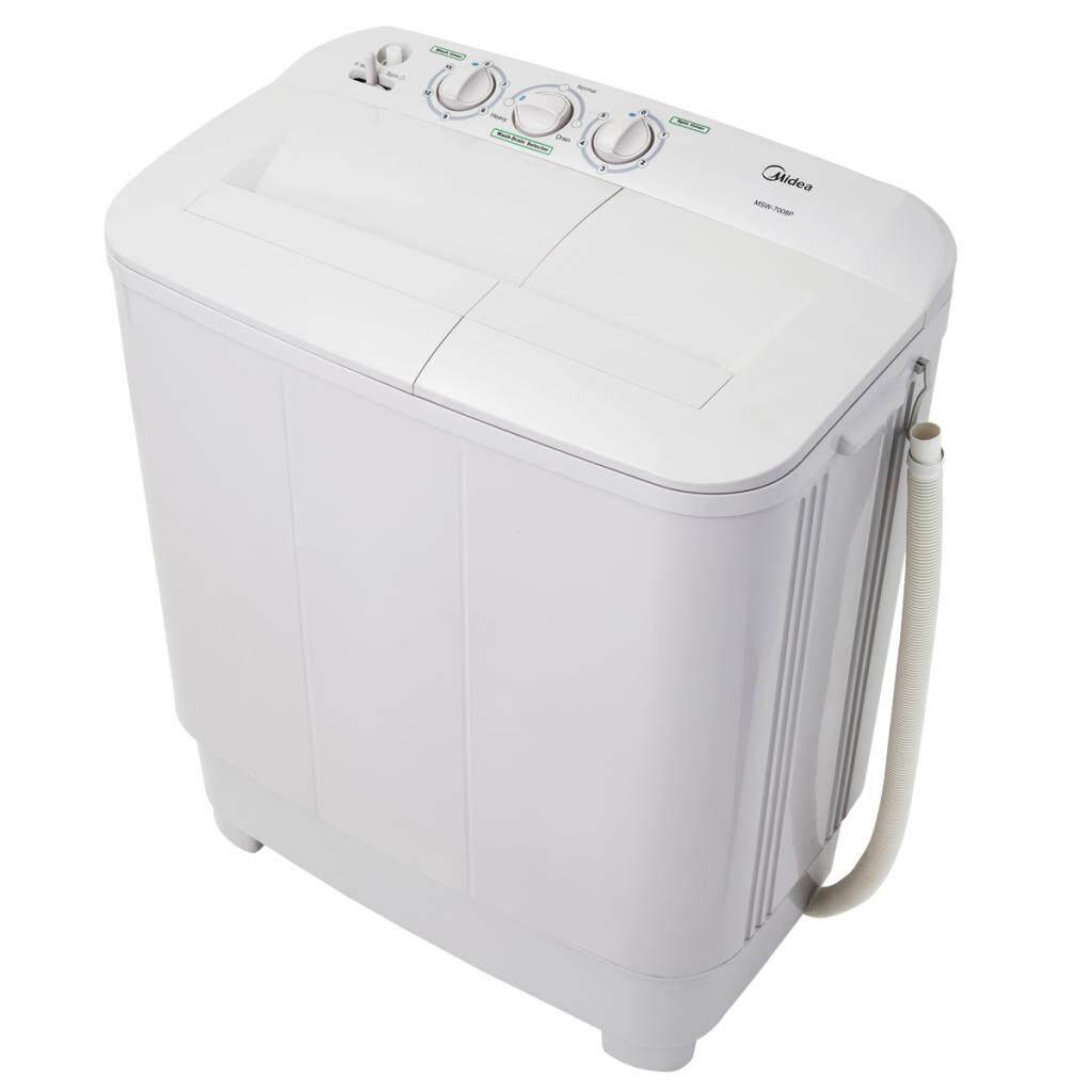 (new 2018) Midea 6kg Semi Auto Washing Machine Msw-6008p By Super Pro.