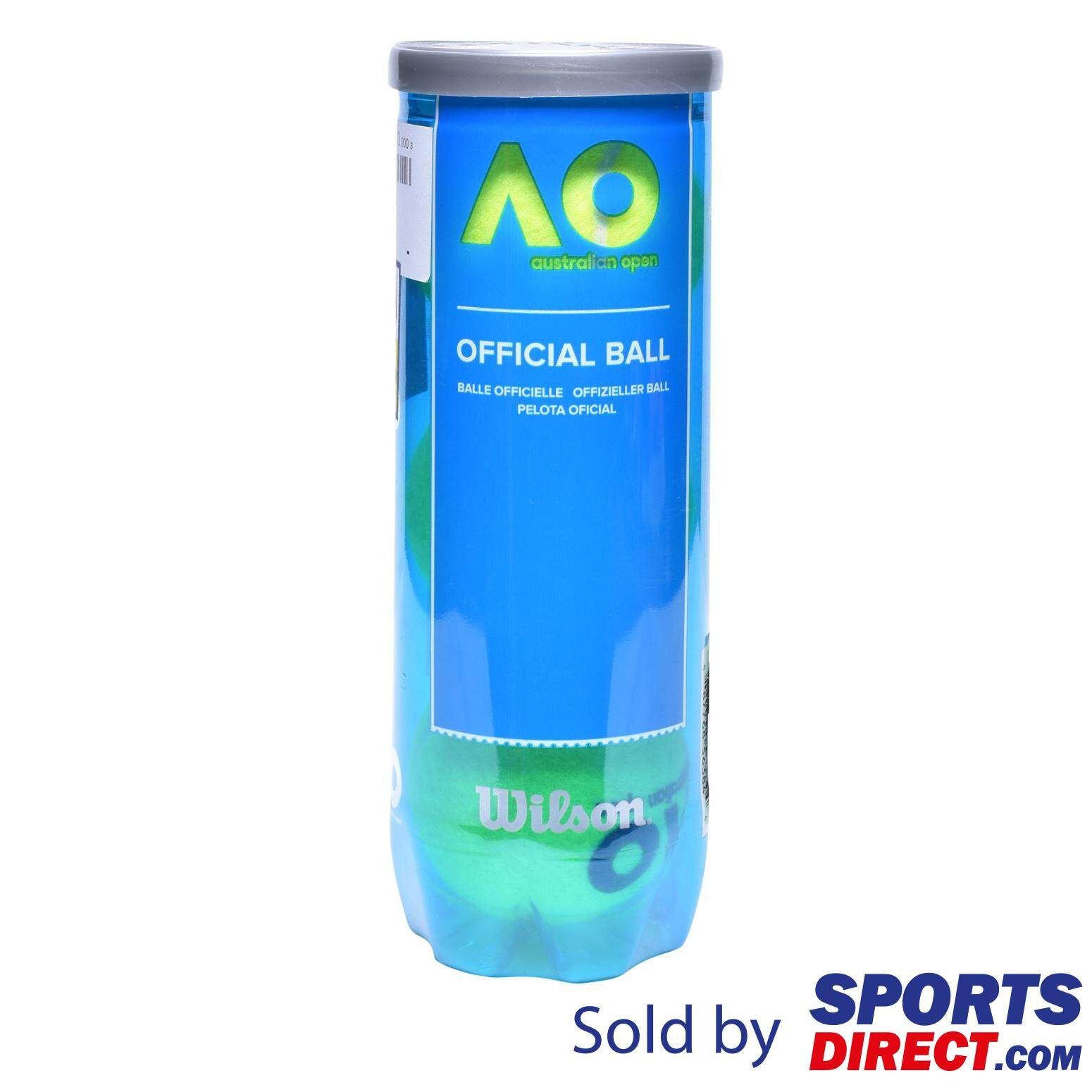 Wilson Unisex Aus Open Tb 00 (yellow) By Sports Direct Mst Sdn Bhd.