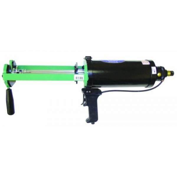 Newborn 850A30 Dual-Component Pneumatic Applicator, 4 Cylinder, for 300 mL x 300 mL Cartridges, 100 psi