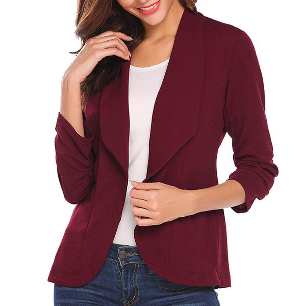 Latest Women Blazers With Best Price At Lazada In Malaysia