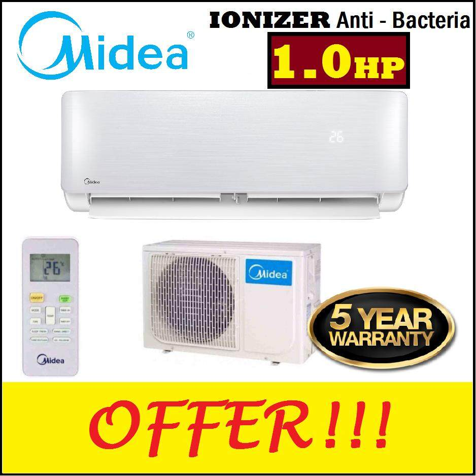 Midea Msk4 09crn1 1hp With Ionizer Air Conditioner R410a 2018 New Electronical Circuit Board Buy