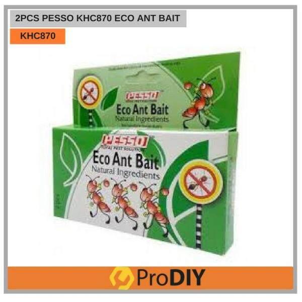 2PCS PESSO KHC870 Eco Ant Bait