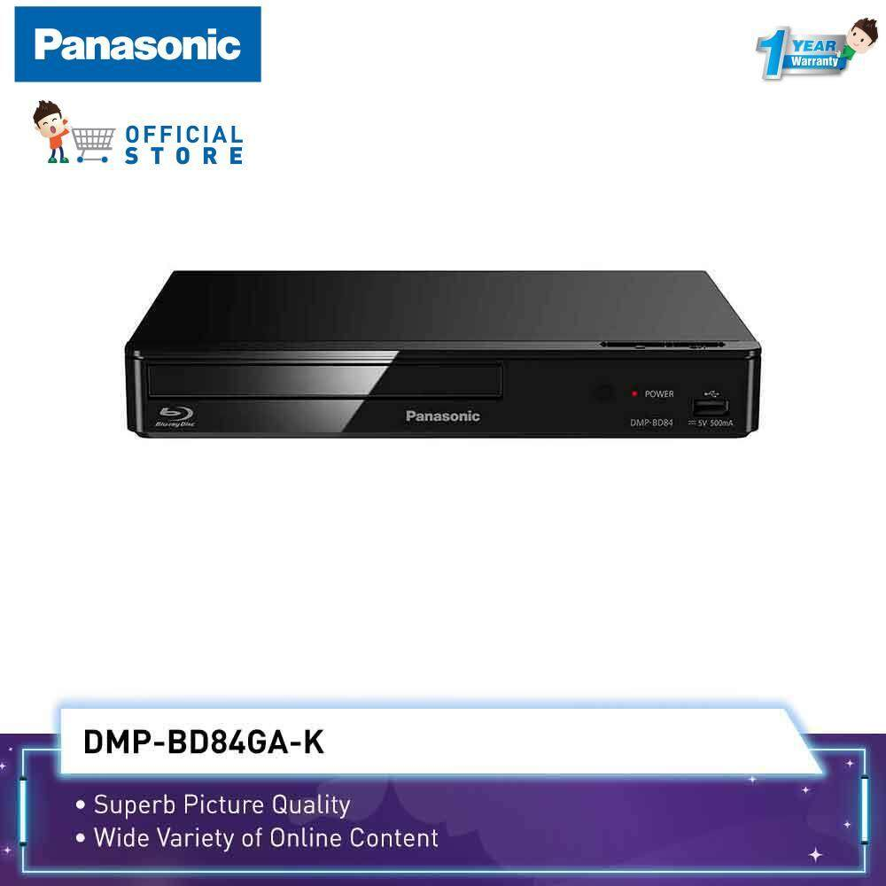 Panasonic Blu Ray Player DMP-BD84 Internet Apps