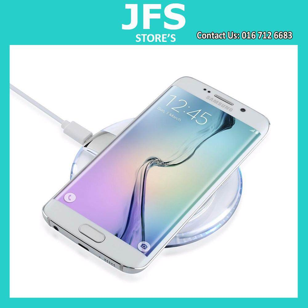 Jfs Wireless Charger Fantasy Qi Wireless Charging For Sony Smart Phones (white) By Jfs Merchandiser.