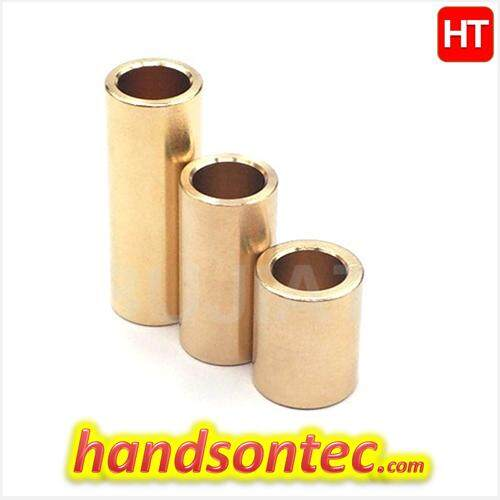 Brass Spacer Inner Diameter Ø8mm / 2-pcs