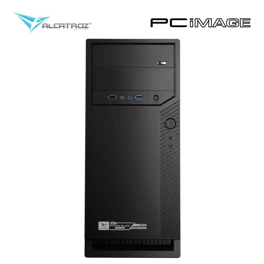 ALCATROZ FUTURA BLACK PRO 6000 PC CASING Malaysia
